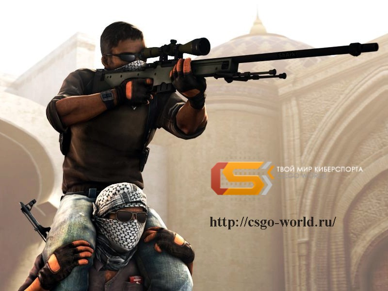 Представление Counter-Strike Global Offensive на Xbox 360