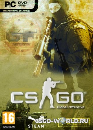 Бесплатно скачать Counter-Strike Global Offensive Beta