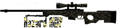 Свежачек - Hazard AWP [For CS:GO]