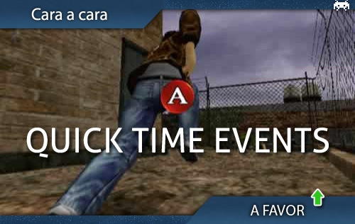 Quick Time Events в видеоиграх