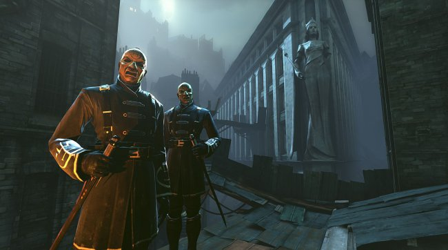 Dishonored The Knife of Dunwall - обзор